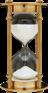 Песочные часы - простейший прибор для отсчёта промежутков времени, состоящий из двух...